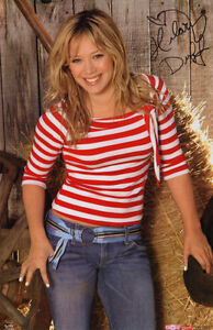 Hilary Duff 23x35 Poster 2003 59 West Island Greater Montréal image 1