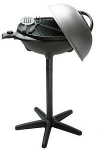New-George-Foreman-GGR50B-Indoor-Outdoor-Grill-Black-Lean-Mean-Electric