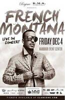 French Montana VIP Tickets (Skip the line)