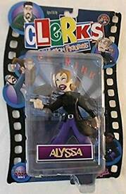Clerks Inaction - Chasing Amy - Series 5 Alyssa Action Figure - Mint In Box