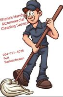 Commercial cleaning and handyman service