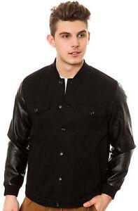 Ages Denim Jacket Black Small S $40 Urban Streetwear