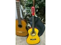 Guitars Acoustic guitars for beginners and kids £20 each
