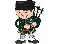 JDB Bagpipes available for all special occasions such as Weddings, Funerals or Parties.