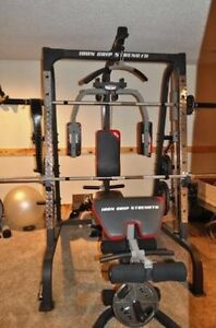 Complete Home gym IMPEX IGS - 4350