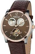 Kenneth Cole Brown Leather Watch