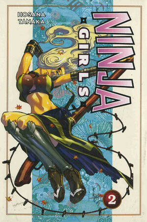 HOSANA TANAKA - Ninja Girls (Volume 2)