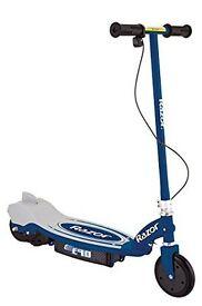 Razor E90 Blue Electric Scooter - Excel £60