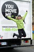 ♥♥ Professional Movers - $50 off with You Move Me! ♥♥