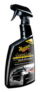 Meguiars G7624 Gold Class High Gloss Premium Quick Detailer 24 oz.