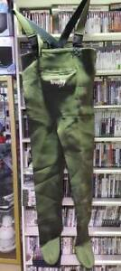 Trophy XL Breathable Chest Wader for fishing LIKE NEW! $59