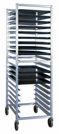 NEW AGE 6331 Bun Pan Rack,Welded,20 Pan Capacity