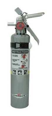 Amerex B417tc Fire Extinguisher 1a10bc Dry Chemical 2-12 Lb.