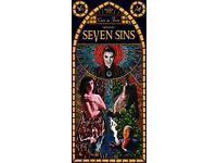 Seven Sins on November 18, 2016