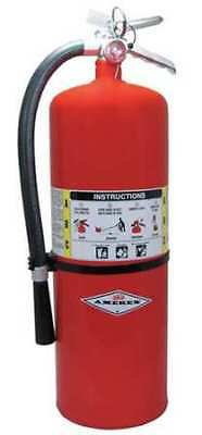 Amerex A411 Fire Extinguisher 10a120bc Dry Chemical 20 Lb.