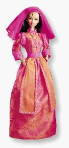 1998 AWESOME MOROCCAN DOLLS OF THE WORLD BARBIE NIB