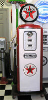 Gas Pump; Texaco, Shell, Esso, B/A, Dino, Harley, GULF, etc.