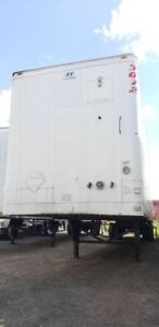 53' Dry Van Trailer for Rent
