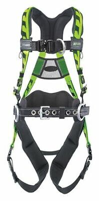 Green Miller Titan by Honeywell ACA-TB-D//S//MGN AirCore Full Body Harness Small//Medium