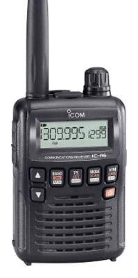 Scanner Receiver - Icom IC-R6 Compact segunda mano  Embacar hacia Spain