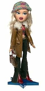 "24"" 2 FT PLATINUM BLONDE CLOE BRATZ FASHION DOLL NEW IN BOX"