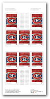Stamp Collection Montreal Canadians, 100th Anniversary