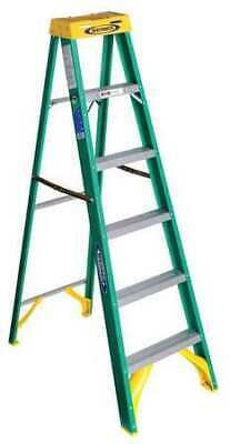 Werner 5906 6' Fiberglass Step Ladder
