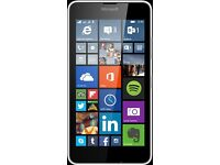 Windows ( NOKIA ) 640 3/4G , 8GB with 32GB SD card UNLOCKED Mobile phone