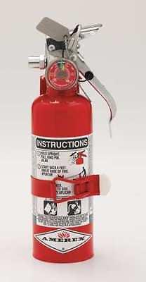 Amerex A384t Fire Extinguisher 1bc Halotron 1-1332 Lb.