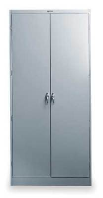 Tennsco 1480 Gray Storage Cabinetunassembledgray