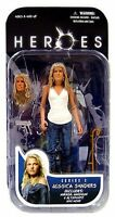 Heroes TV show series 2 action figure Jessica Sanders--unopened!