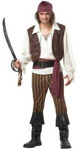 New Rouge Pirate Costume Age 14+ (Chilliwack)