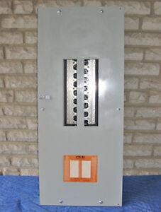 CEB 200 AMP 30 CIRCUIT MAIN LOADCENTRE (1PH, 120/240V) ~ RARE!