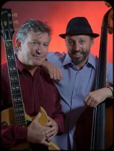 The 2 Steves - dynamic jazz duo for weddings and events Ashbury Canterbury Area Preview