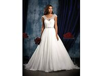 Alfred Angelo Wedding Dress - Size 16