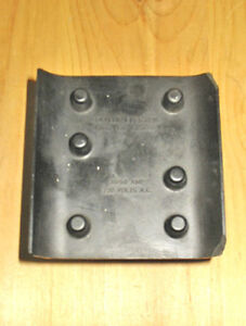 TAYLOR ELECTRIC 30/60 AMP FUSE HOLDER (P/N: 1-179) ~ VERY RARE!