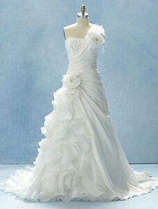 Never Worn Alfred Angelo Dress