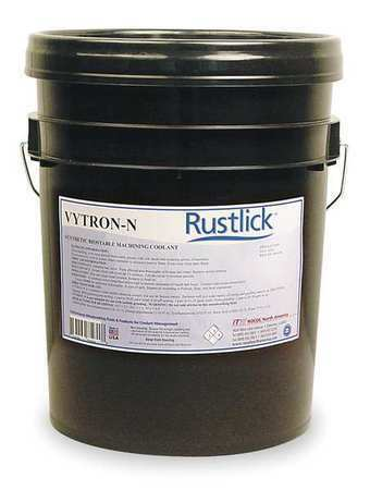 RUSTLICK 75054 Coolant,5 gal,Bucket
