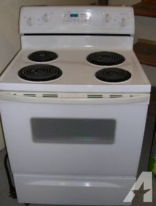 "White Westnghouse 30"" Range/Oven - REDUCED for quick sale"
