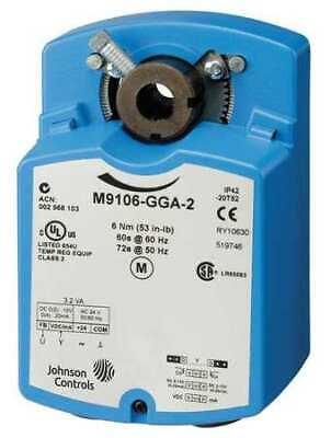 Johnson Controls M9106-gga-2 Electric Actuator53 In.-lb.-4 To 125f