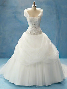 Belle wedding dress for sale with vail