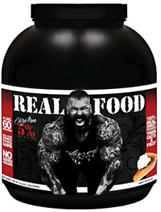 5% real food bulking supplement