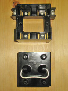 60 Amp Fuse Holder | Kijiji in Ontario. - Buy, Sell & Save ... Obsolete Ge Fuse Box on