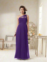 Purple dress by Alfred Angelo