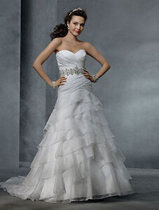 Alfred Angelo Style 2314 Street Size 12 (Price Reduced)
