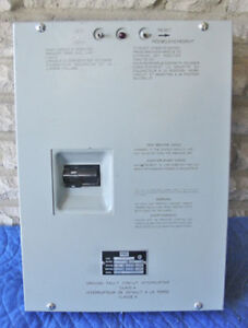 FPE 70 AMP SPA PANEL w/GFCI BREAKER (INDOOR/OUTDOOR) ~ MINT!