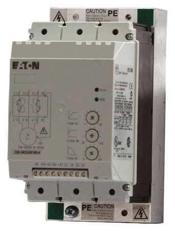EATON DS7-340SX024N0-N Soft Start Controller,24A,240/480VAC