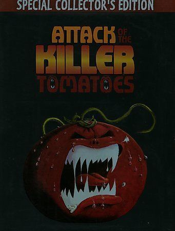 Attack of the killer tomatoes book