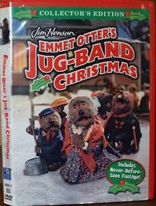 Jim Henson's MUPPETS: Emmet Otter's Jug-Band Christmas DVD.