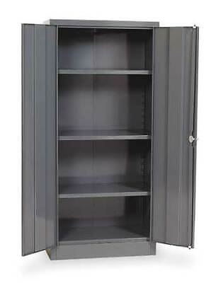 Edsal 1ufd5 Storage Cabinetgray66 In H30 In W